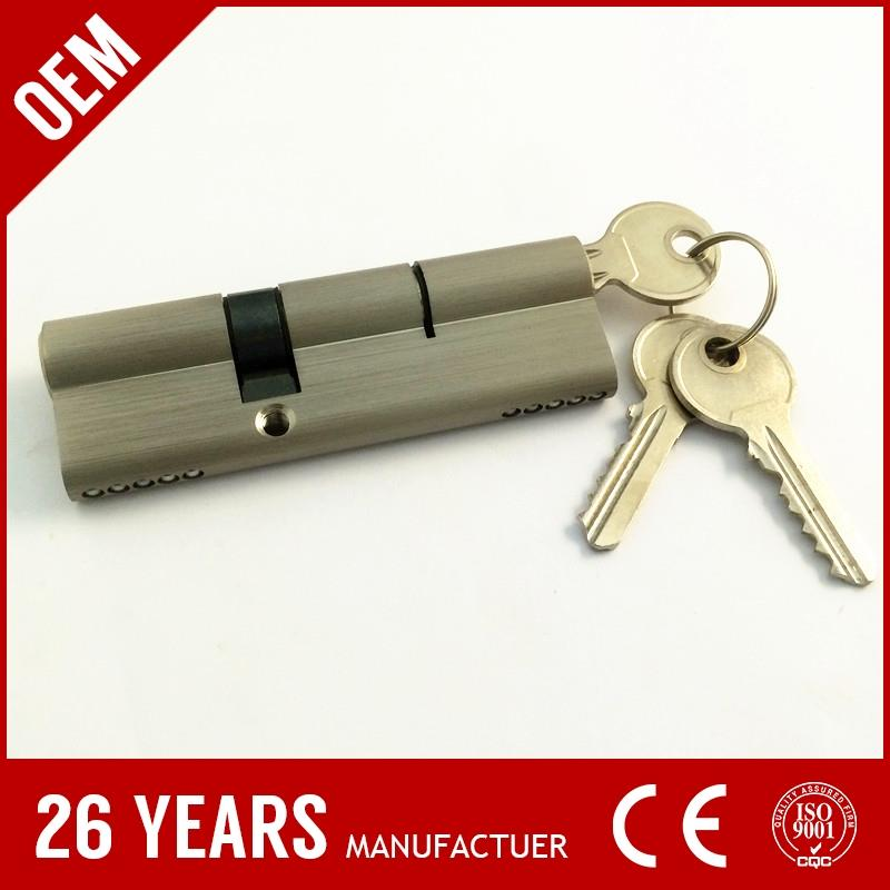 All Type Oxidate Aluminium 40mm Commercial Glass Door Lock