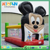 Custom mickey cartoon bouncer inflatable