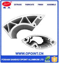 Import From China 6000 Series Aluminum Snap Frame Diy Led Light Box