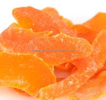Vacuum freeze dried mango pulp/ freeze dried mango pieces in bulk