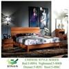 Rosewood Cheap Pakistan Bedroom Furniture