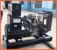 Voda Power 80kw/100kva Open frame diesel generator