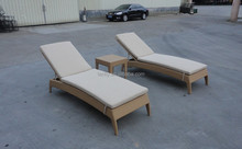 TF-9423 wicker rattan outdoor beach chairs and lounges
