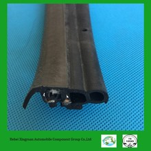 To prevent dust good product 4 Composite rubber sealing strip