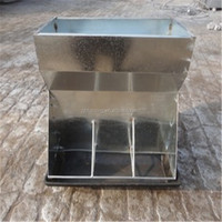 Top selling newly design large capacity feed trough