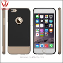 2015 Hot Sale custom Ultra-thin design Tpu pc waterproof blu cell phone cases for Iphone 6/6 plus back cover