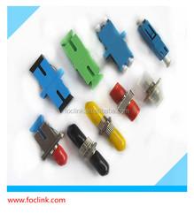 SC fc st lc duplex optical fiber adapter