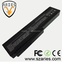 6 Cells 4400mah Li ion Laptop Battery Pack For Asus A32 m50 A32-N61