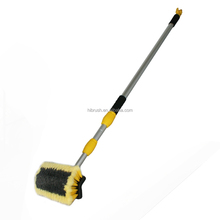 3meters 3 section long handled window cleaning brush