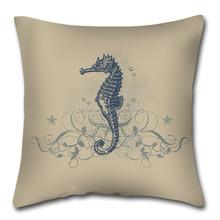 popular printed cartoon sofa cushion
