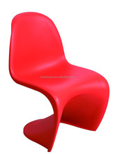 2015 Hot New Design Fashion Plastic Leisure Eames Chair/Fashion Furniture