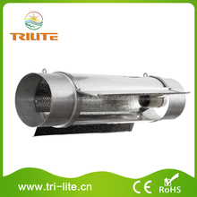 Hydroponic 5 Inch Cool Tube Grow Light Reflector