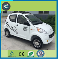 Electric car low speed vehicle electric convenience vehicle 4 wheel drive