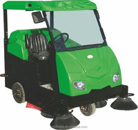 HSTD rotary sweeper brushes use electrical battery and suitable for road sweeper