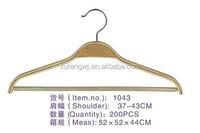 1043 xufeng hanger changable hook best selling cheap plastic hangers resemble wooden hangers