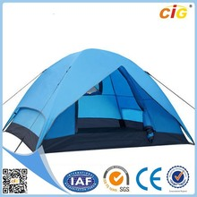 Outdoor canvas bell camping works tent