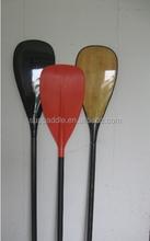 Precioso y de moda Mini ajustable chapa de madera sup paddle