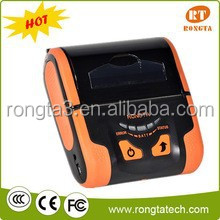 portable mobile thermal printer 58mm receipt printer RPP200 for Ipad and Android