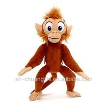 monkey mono 34cm small soft toy plush