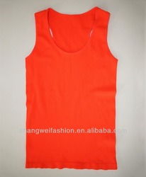 Seamless underwear, ladies tank top
