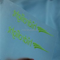 custom reflective heat transfer labels for clothing dongguan