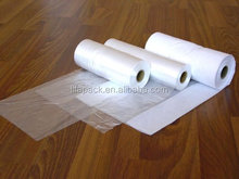 produce rolls hdpe ldpe plastic flat bag s in roll shopping bags food packing bags