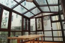 Aluminum Sun Room used in Garden