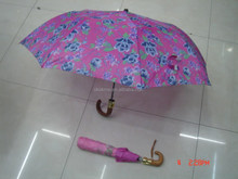 auto open and close new style folding umbrella ,high quality outdoor umbrella for promotional gift