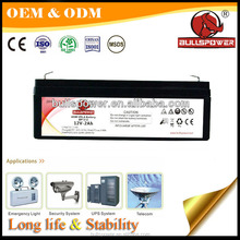 CE rohs high rate UPS EPS systems 6v150ah power tool medical battery