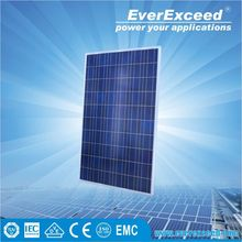 EverExceed 100W Polycrystalline Solar Panel for grid-on/off solar system
