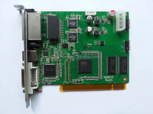 easy control design RCG files for TS802 sending card model
