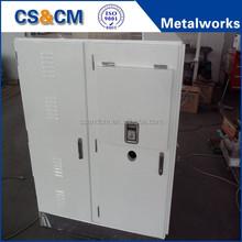 sheet metal enclosure stainless steel sheet metal fabrication box load cabinet