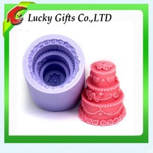 FDA Grade High Quality Silicone Soap And Candle Molds