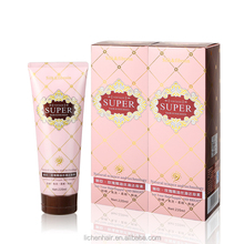 Guangzhou Lichen Wholesale Fashion Hair Care Products Silky Restore Rose Oil Hair Conditioner