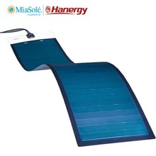 Hanergy 60w semi flexible pv solar panel with competitive price