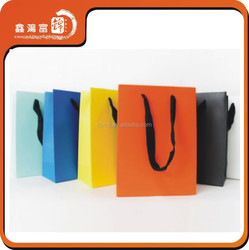 wholesale alibaba new idea design packaging shopping paper bag,