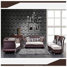 danxueya malas leasure unique living room leather sofa 852#