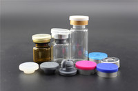 3ml glass vials for steroids / clear glass vials for sale
