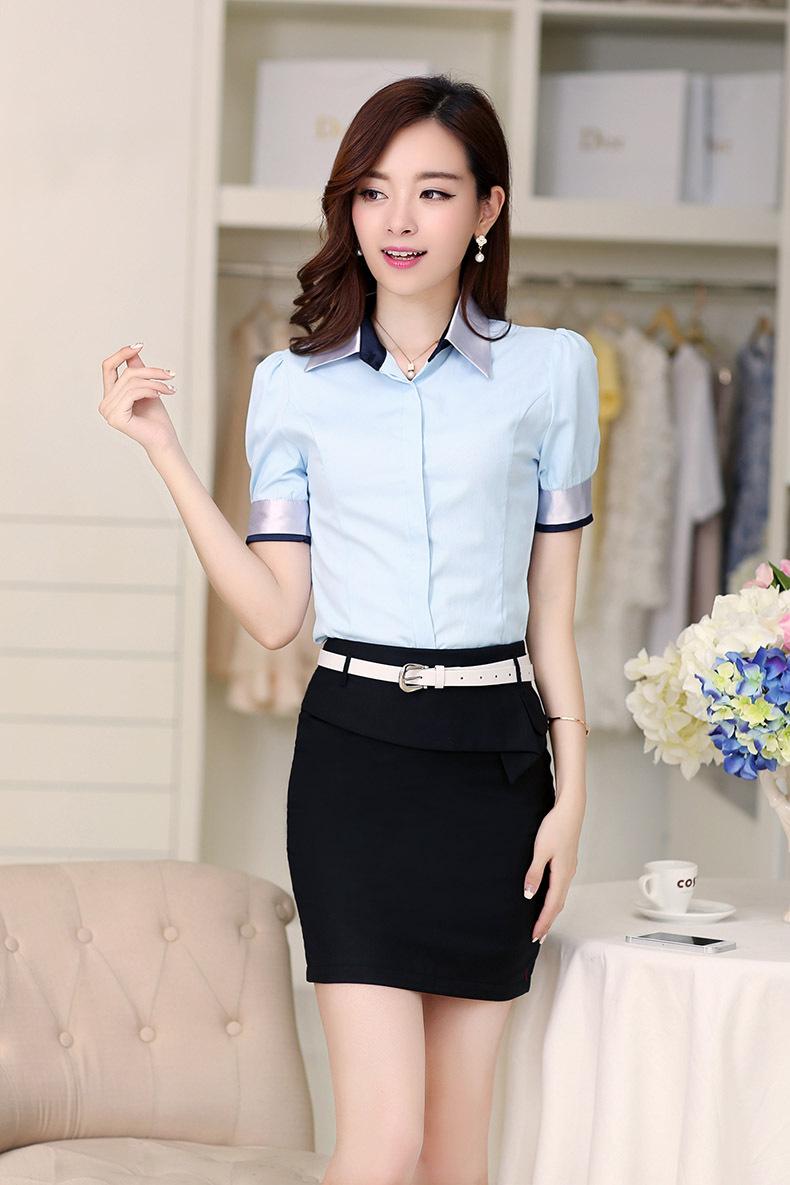 new stytle office uniform designs for women the office staff uniform