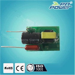 3-7W New Product Constant Current and Non-isolated LED Driver