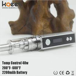 Kaees KS IMACY 40W Temperature Control Box Mod,Adjustable Temperature Modes,Vapor Box Mod Wholesale,in Stock!