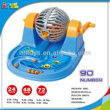 A294038 educativos 90 número 24 tarjeta de juego de Bingo Bingo de la máquina