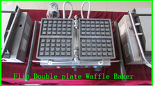 Hot Selling Commercial Hong Kong Electric Waffle Baker with Waffle Iron (OT-UB-1Y)