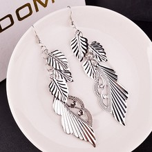 Creative exaggeration of Europe and the United States sell lots of earrings fashion earring