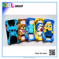 Fun & Useful Silicone Universal Cellphone Mobile Protector Case for Promotion