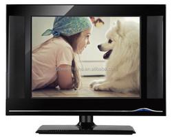 15 17 19 inch low cost mini lcd tv with H DMI/USB/AV/VGA/TV input functions