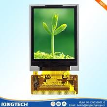 1.8 inch 128X160 captive vs resistive touchscreen