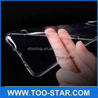 We are Factory! High Quality Crystal Clear Transparent Soft Silicone TPU Cover Case For Samsung Galaxy S5 G900