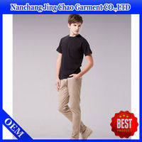 2014 100% cotton cheap wholesale blank t-shirts with no tags