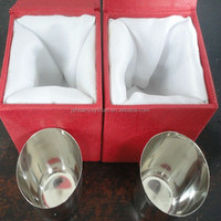 Class A best price 99.95% high purity 50ml platinum crucible